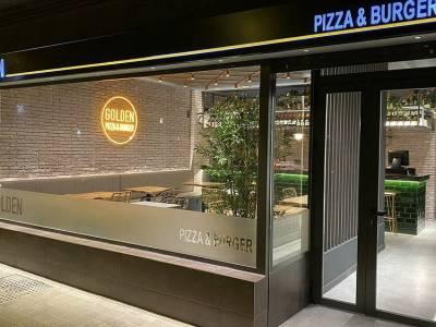GOLDEN PIZZA & BURGUER. DOS HERMANAS